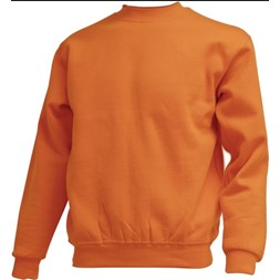 Classic Sweatshirt genser Orange