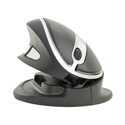 Mus KENSON ERGONOMI Oyster Mouse wireless
