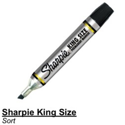 Sharpie King Size Sort