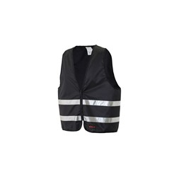 Markeringsvest SORT XL