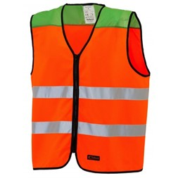 Refleksvest profil KL-2 Orange S