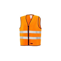 Refleksvest STD KL-2 Orange S